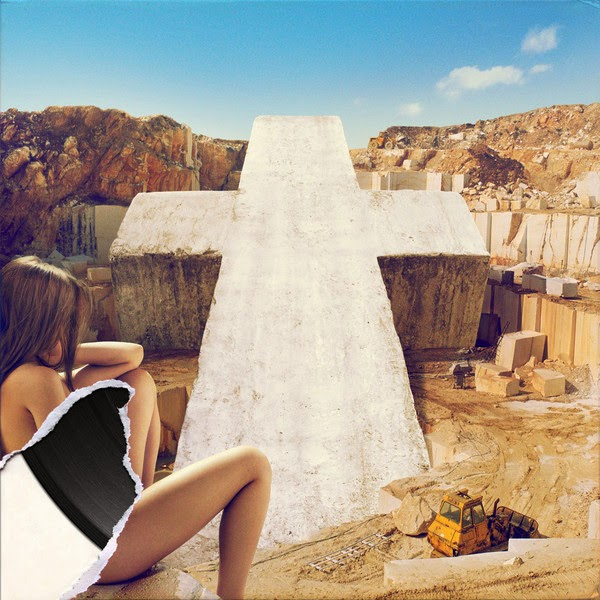 Justice - On'n'On - EP  Cover