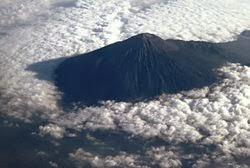 Jalur Pendakian Gunung Slamet Jawa Tengah