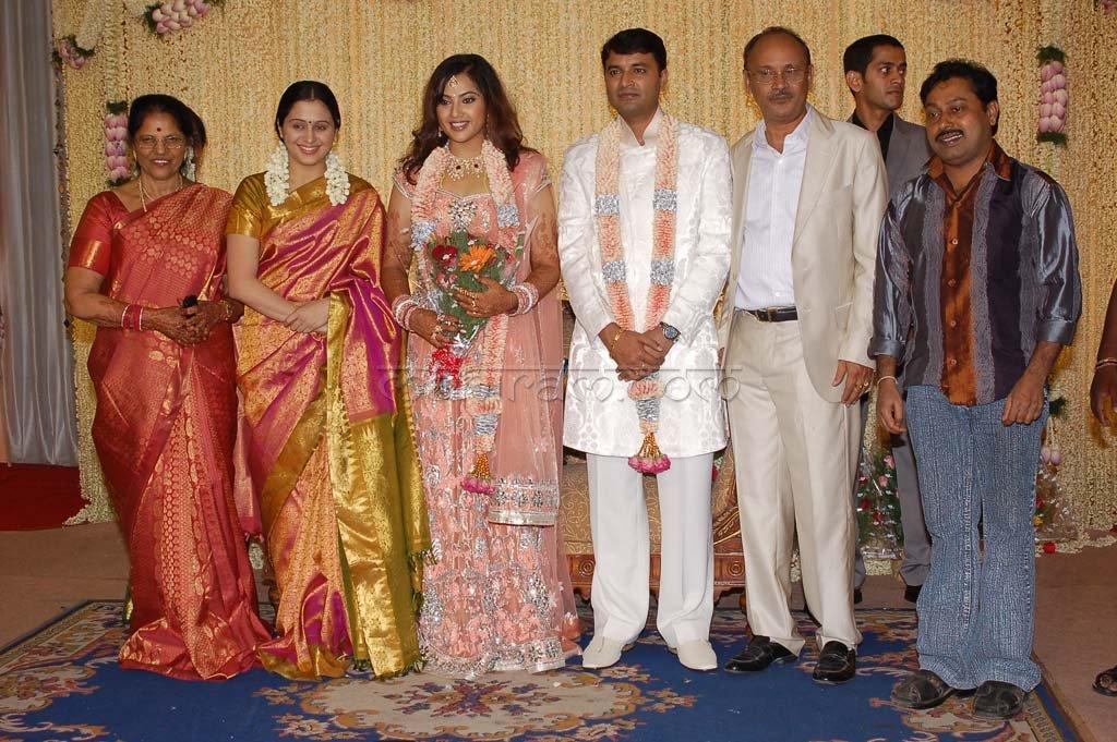 Kollywood Actress Wedding Shadi Pictures