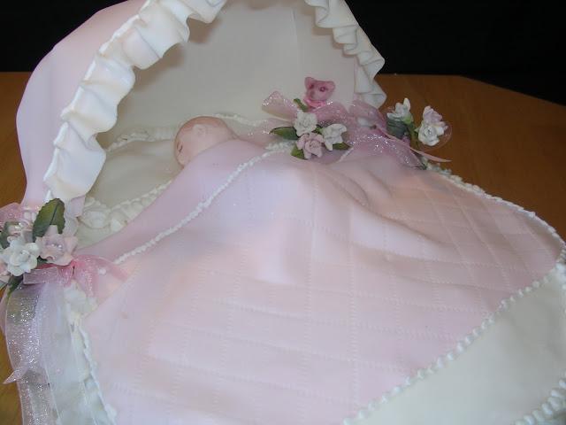 Bassinet Cake1