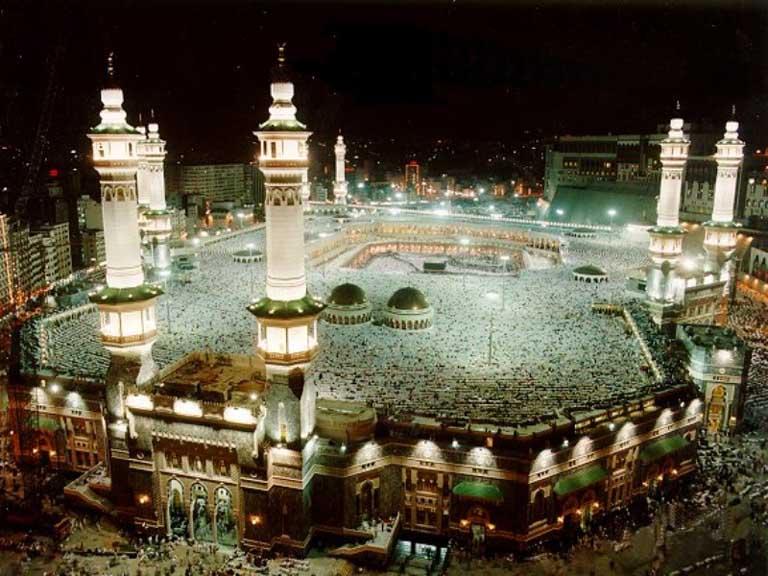 Doa-ku di Hamparan Masjid-Mu …