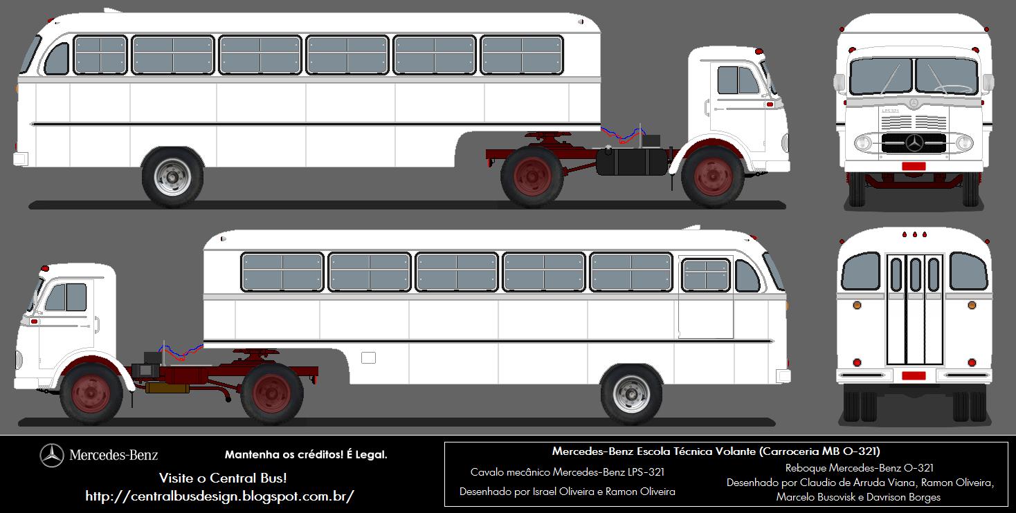 Central bus novembro 2015 for Mercedes benz of wilmington de