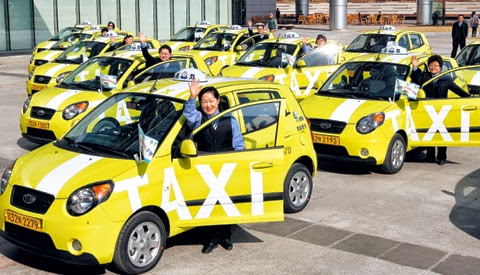 Korean Taxis