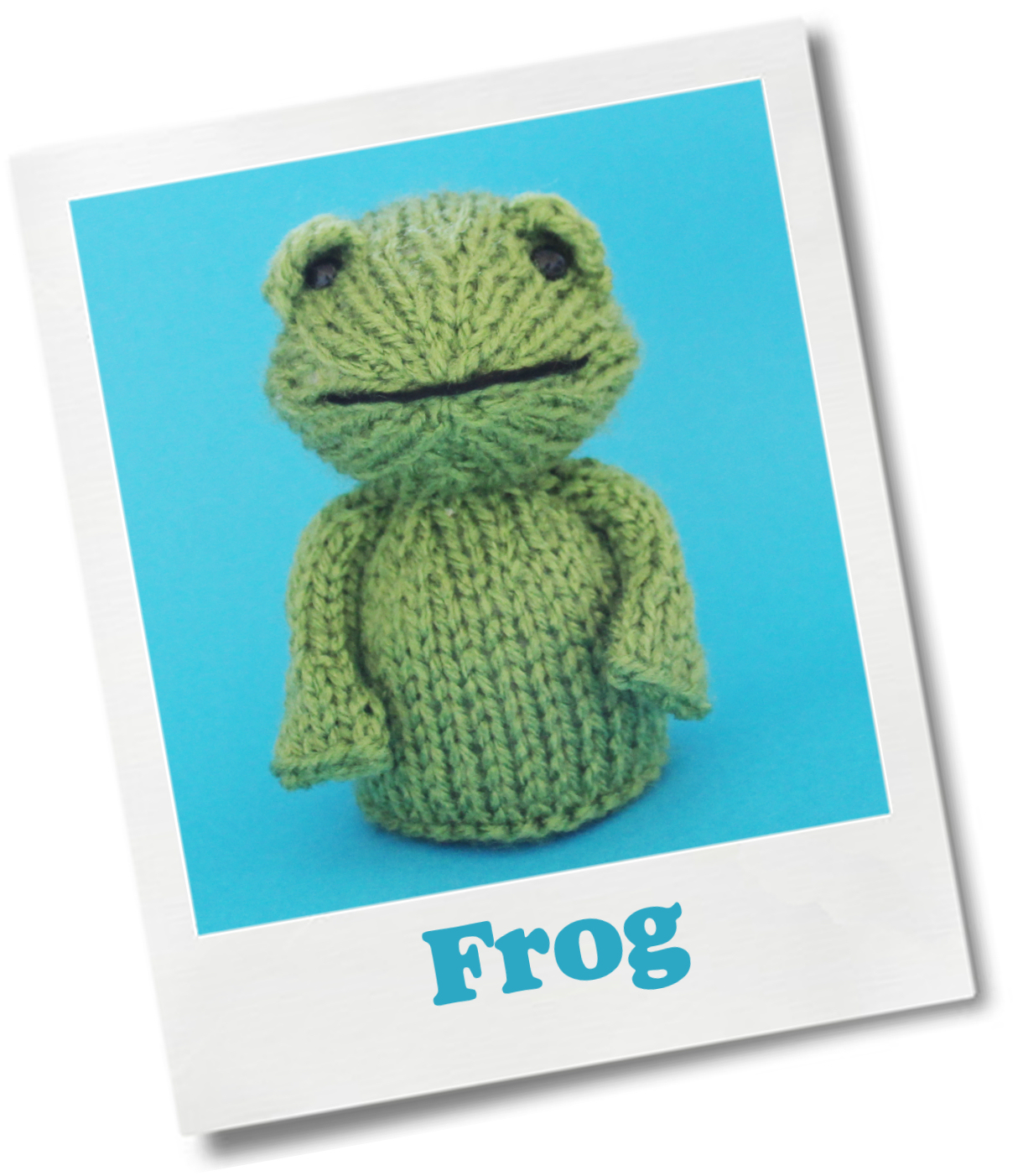 Knitted Frog Pattern : Jelly Bums: Frog Toy Knitting Pattern