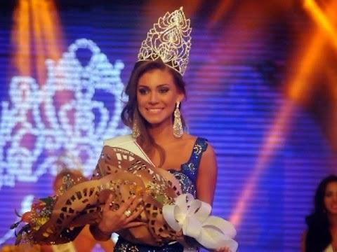 Miss Universo Paraguay 2014