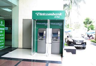 Địa điểm đặt máy ATM của Ngân hàng Vietcombank tại Hà Nội