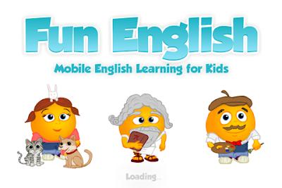 Las mejores apps para que los más pequeños aprendan inglés (I)