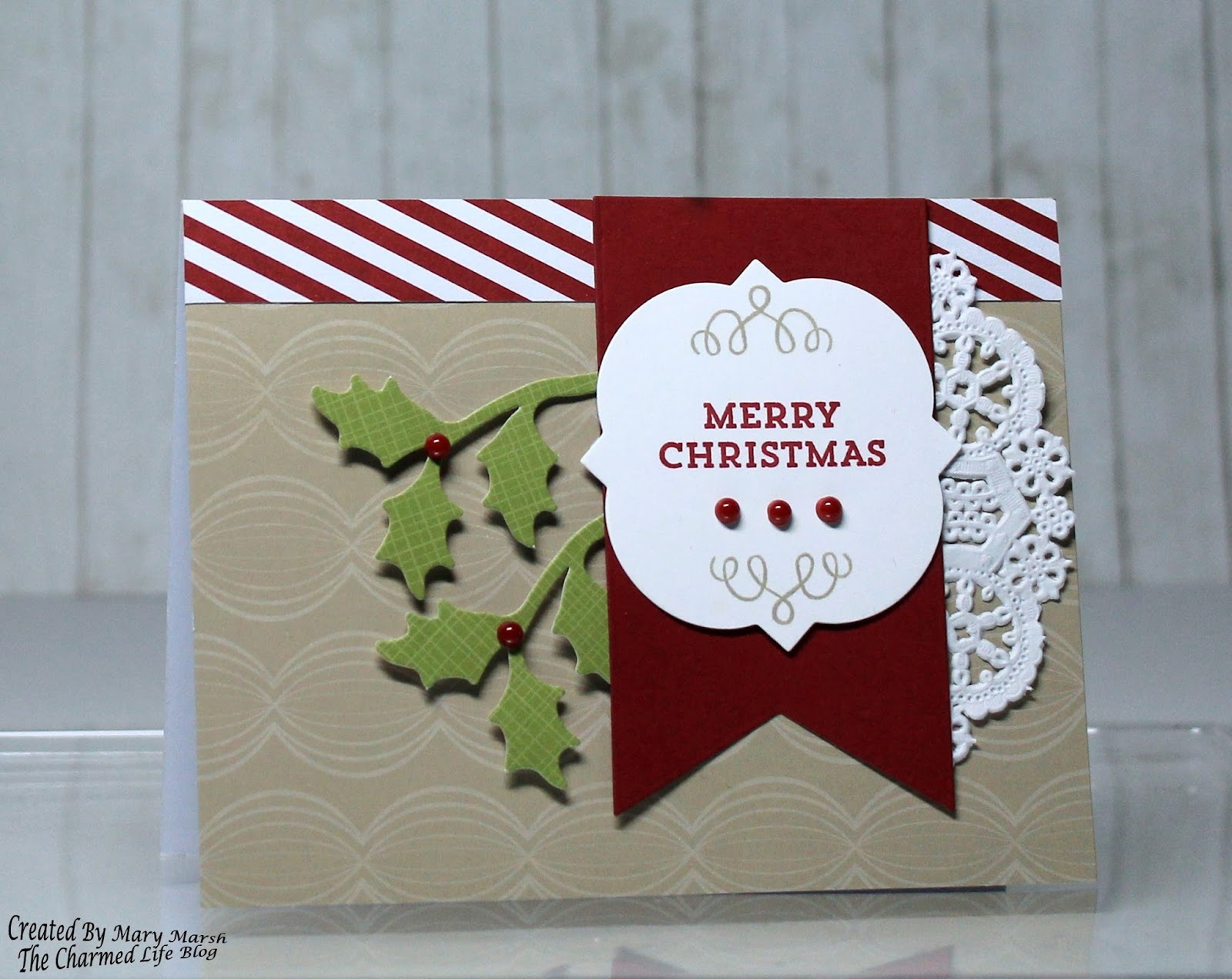 The Charmed Life Merry Christmas 3