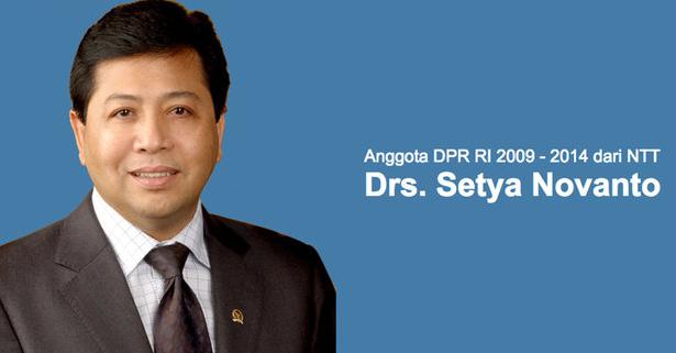 Profil dan Biografi Setya Novanto Ketua DPR RI