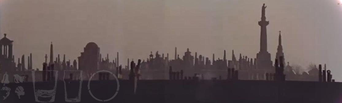 Necropolis 1963, Glasgow