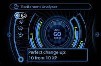 Driving Excitement Analyser