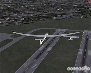 Microsoft Flight Simulator X Game FSX