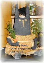 Rusty Thimble Giveaway