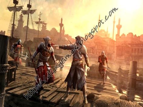 Free Download Games - Assassins Creed Revelations