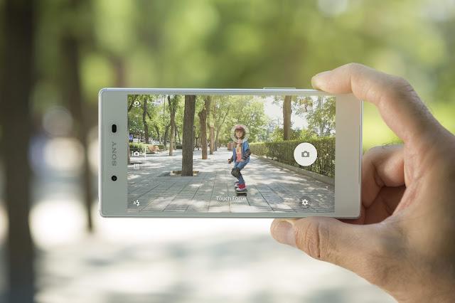 Sony Xperia Z5 auto focus
