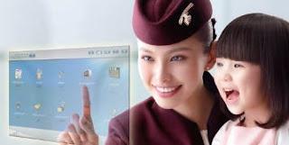 Đặt vé máy bay Qatar Airways trực tuyến