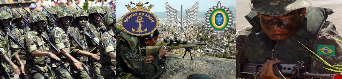 Forças Armadas Brasileiras
