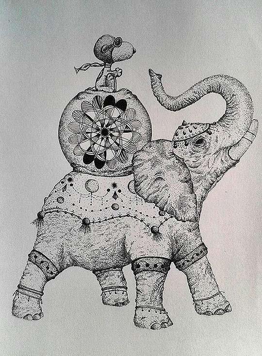 Ilustración de Verónica Marín