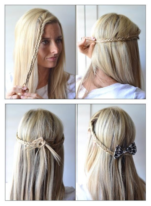 How to Fishtail Braid Hairstyles