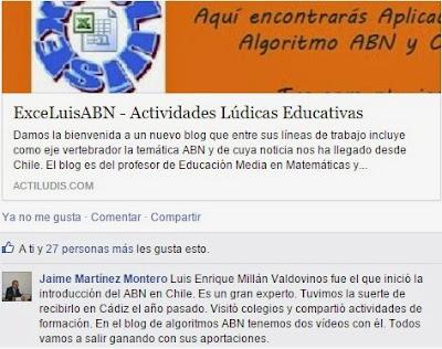 Bienvenida de Jaime Martinez M