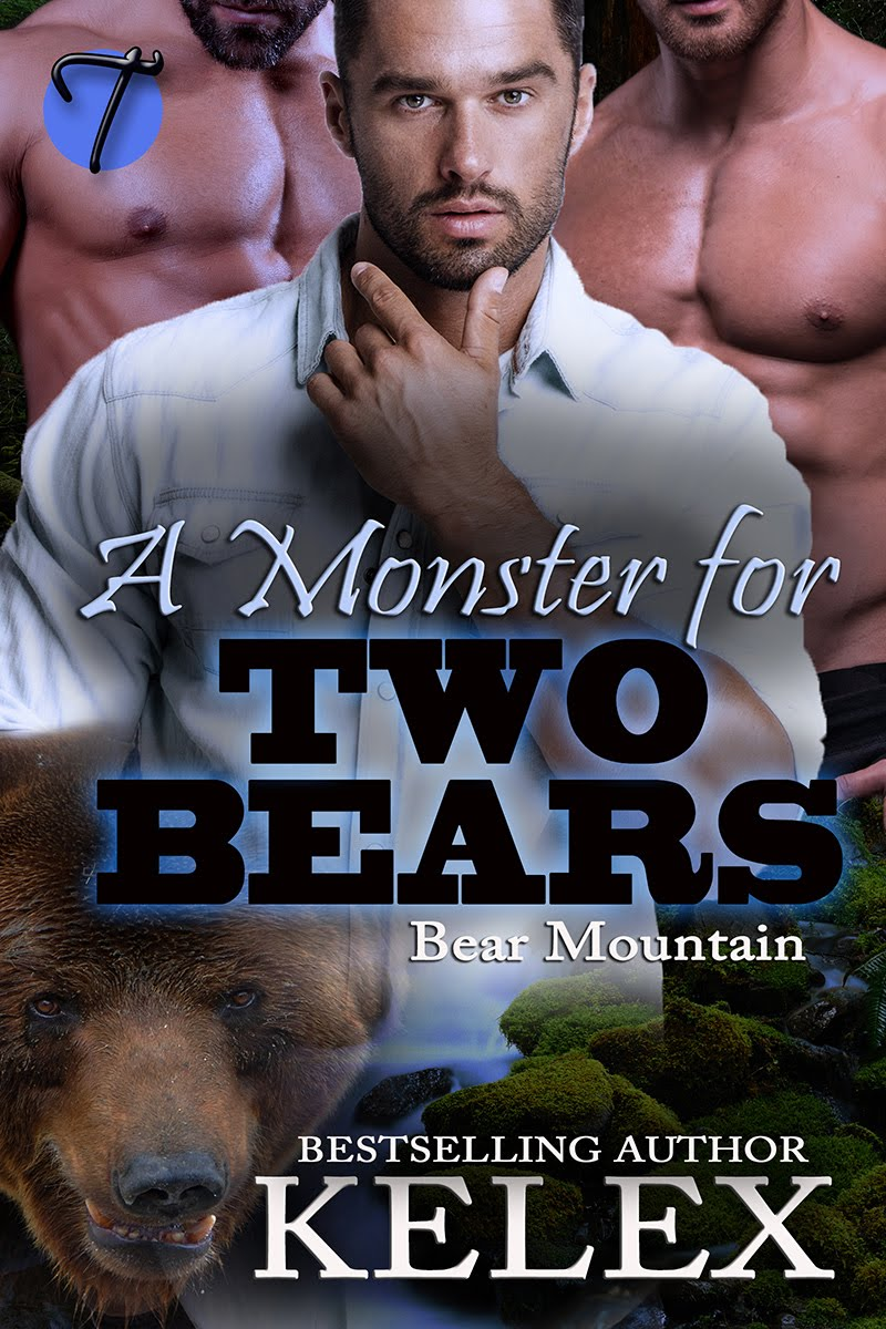 Coming 14 November - A Monster for Two Bears