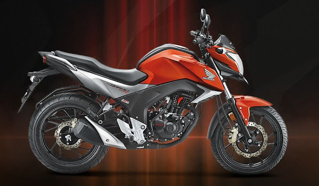 All New Honda CB Hornet 160R Launching 2015