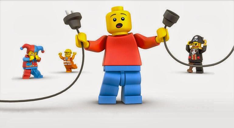 Dibujos para colorear. Maestra de Infantil y Primaria.: Legos del ...