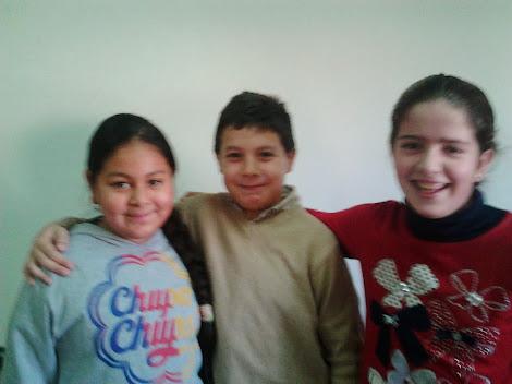 Maite, Vargas y Chenoa