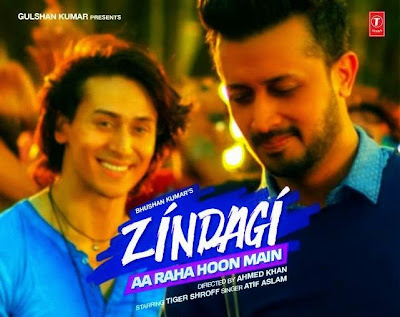 Zindagi Aa Raha Hoon Main Chords - Atif Aslam