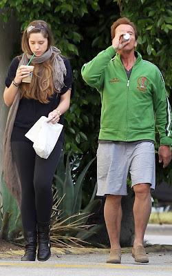 Arnold Schwarzenegger, Gigi Goyette
