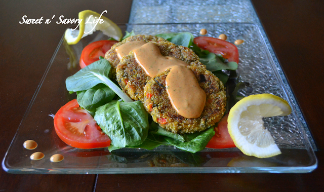 Zuchini Crab Cakes Receipe