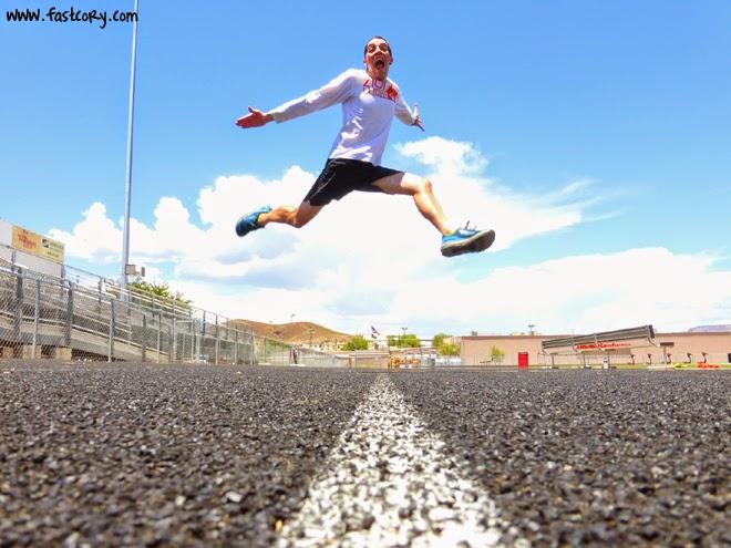 track 100 miler, Utah
