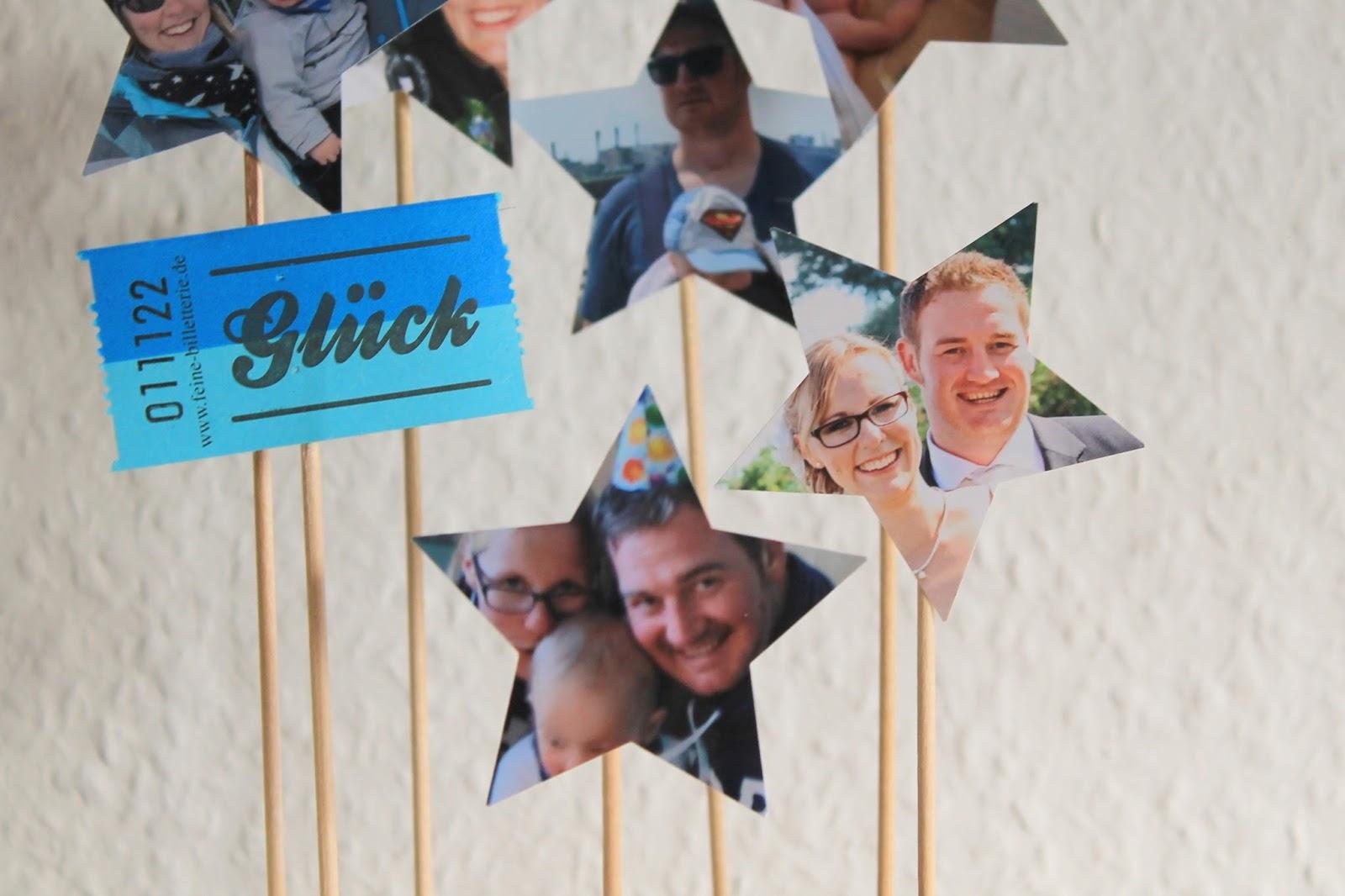 Geburtstagsdeko Kuchen Sternstunden