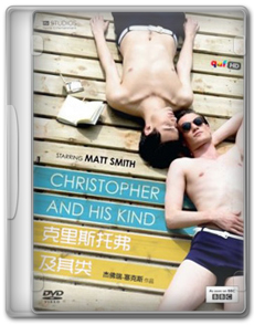 Christopher and His Kind DVDRip XviD & RMVB Legendado