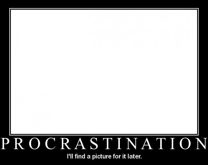 Testez vos connaissances à FF ! Procrastination