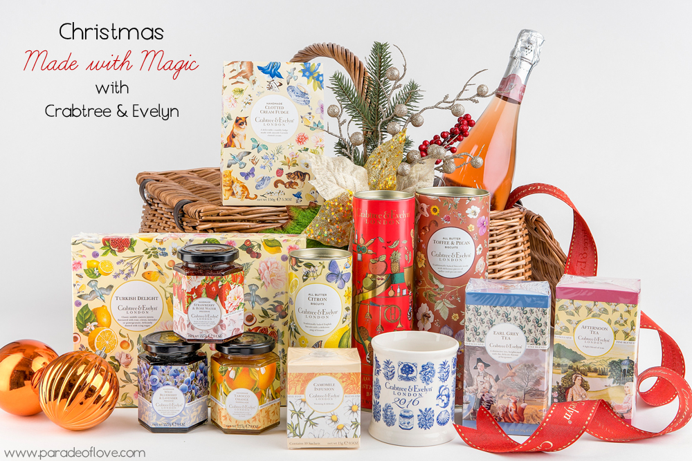 Crabtree & Evelyn®'s Christmas 2015