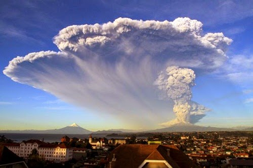 Calbuco volcano eruption chile