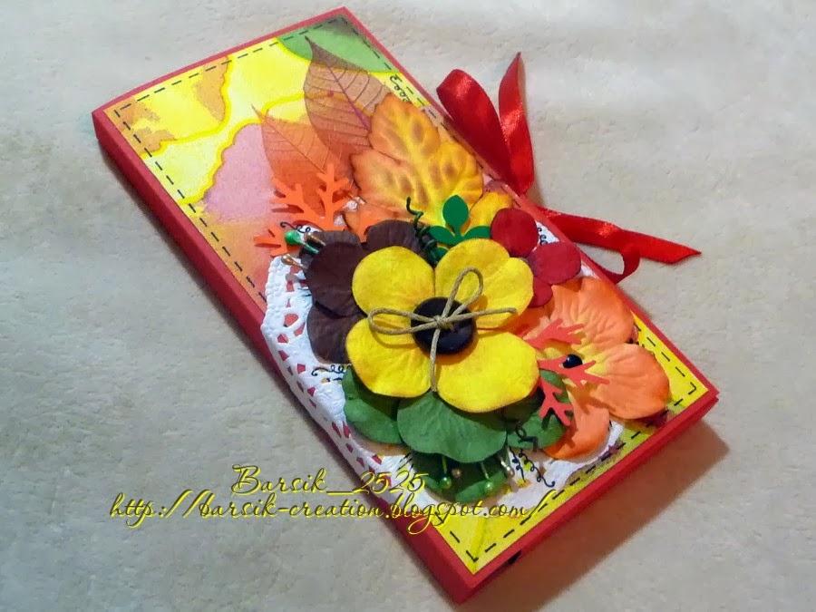 шоколадница на день учителя, подарок с душой