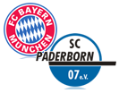 Live Stream FC Bayern München - SC Paderborn