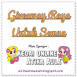 Pemenang IntaNBerliaN Mega Giveaway 2014 PART 5