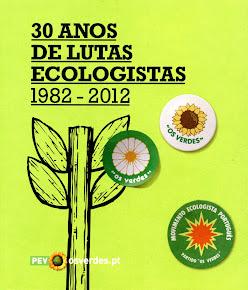 30 Anos de Lutas Ecologistas