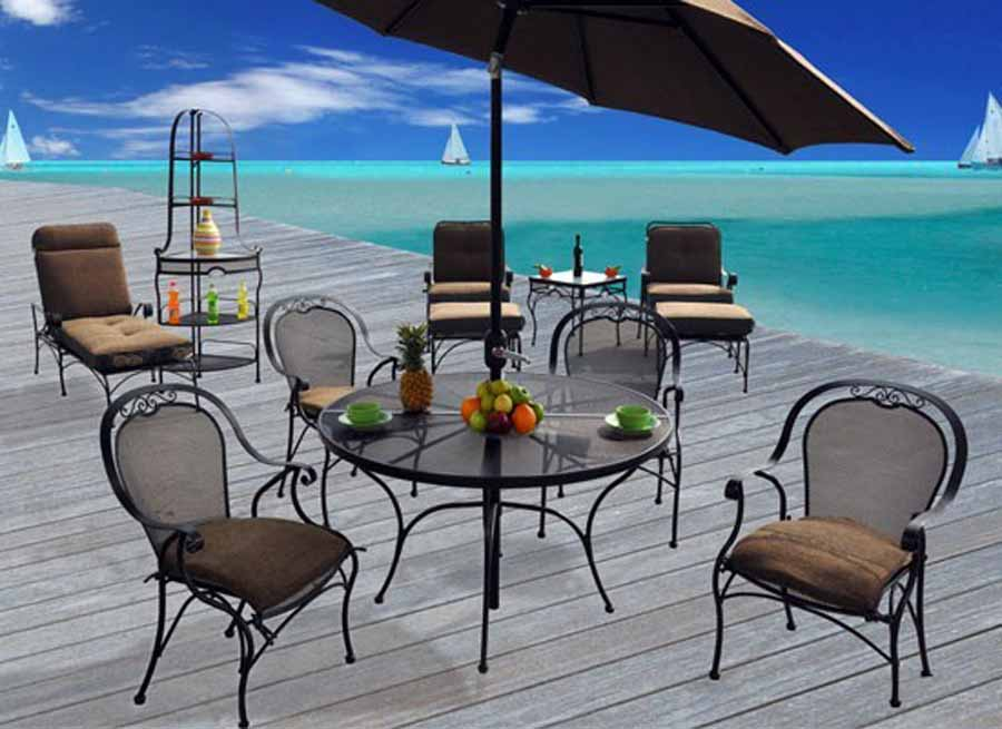 ROSE WOOD FURNITURE outdoor wrought iron furniture