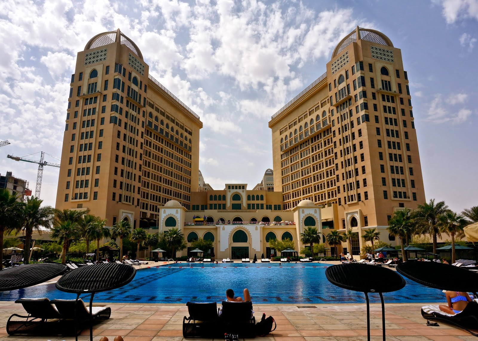 Review a second doha staycation the st regis hotel for St regis