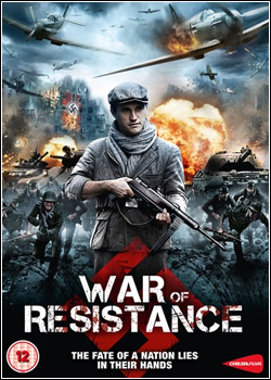 Modelo Capa Download    War Of Resistance   DVDRip AVi + RMVB Legendado (2011)