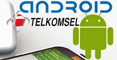 paket android telkomsel,