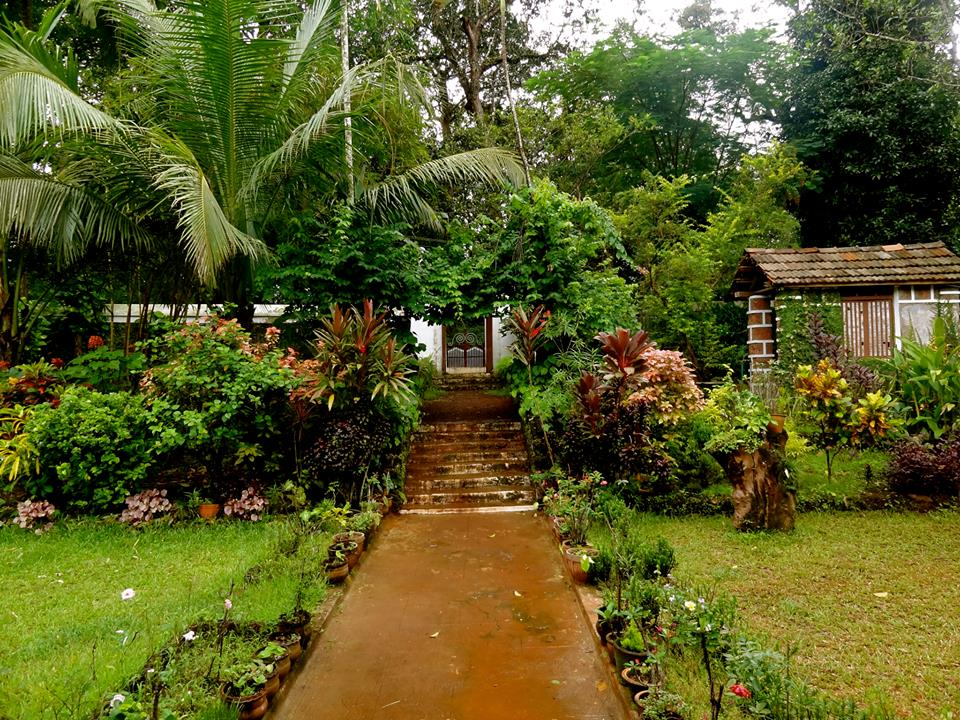 Traditional Goan-Portuguese home stay in Aldona, Goa