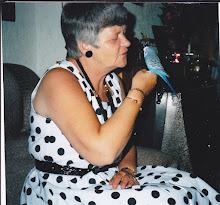 Mijn lieve moeder