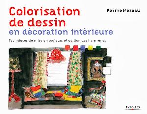 """Nouvelle version de """"la couleur en design d'espaces"""" pour la décoration intérieure"""