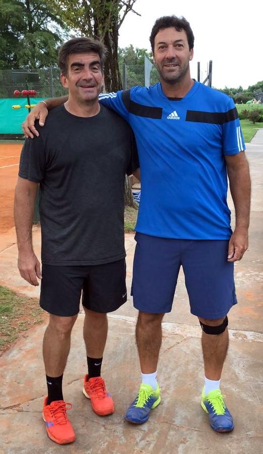 """ITF SENIORS GRADO """"A"""" SAN ISIDRO - LLEGAN LAS FINALES"""