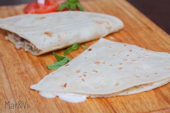ricetta facile di arayes libanesi